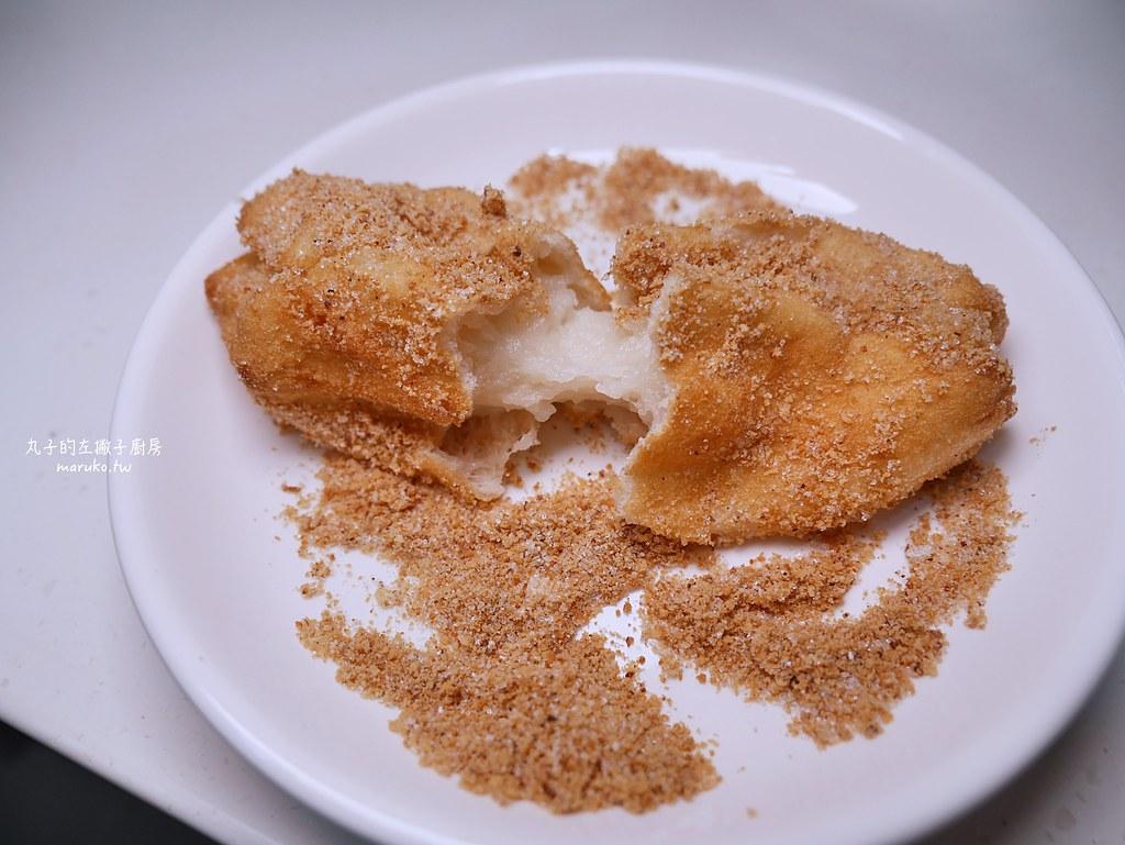 【食譜】白糖粿|不加一滴水炸麻糬做法,中南部人氣古早味點心 @Maruko與美食有個約會