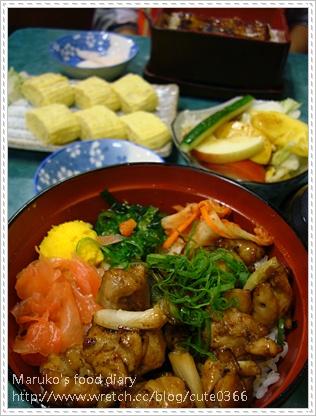 【台北中山】鰻味屋日式料理專門店 @Maruko與美食有個約會