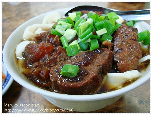 【台北美食】建宏牛肉麵|來自洛陽街的超值牛肉麵