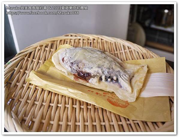 【東京美食】築地市場 築地山長玉子燒老店、鯛魚燒 @Maruko與美食有個約會