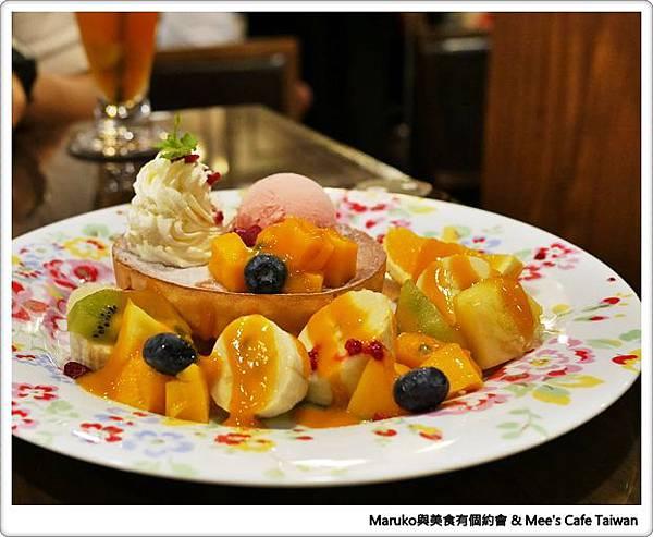 【台北大安】Mee's Café|不用飛出國就能品嚐到來自日本涉谷美味甜點Mee's Café @Maruko與美食有個約會