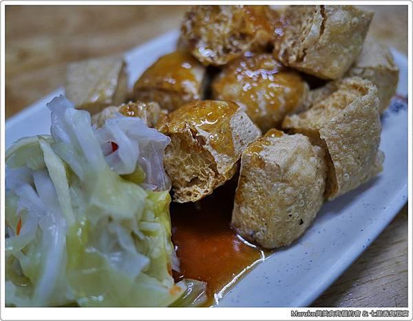【台北內湖】南京七里香臭豆腐|不想忘記的老味道南京七里香臭豆腐 @Maruko與美食有個約會