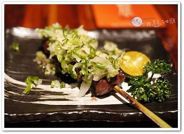 【台北信義】醐同燒肉夜食-5號店|一吃就會讓人愛上的日式燒肉店 @Maruko與美食有個約會