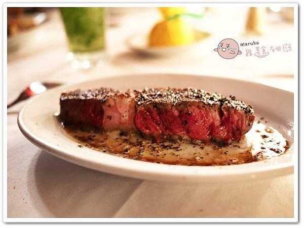 【台北】茹絲葵牛排餐廳|一定要來一次的牛排餐廳 @Maruko與美食有個約會